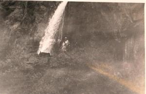 19 день водопад