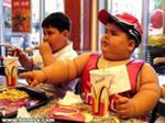 McDonalds тяжелее сбалансированного питания - 75 день